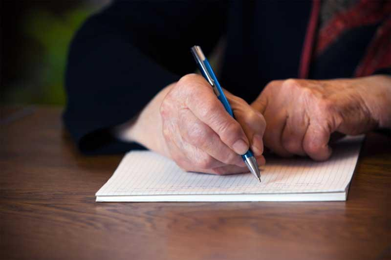How to write intervention letter