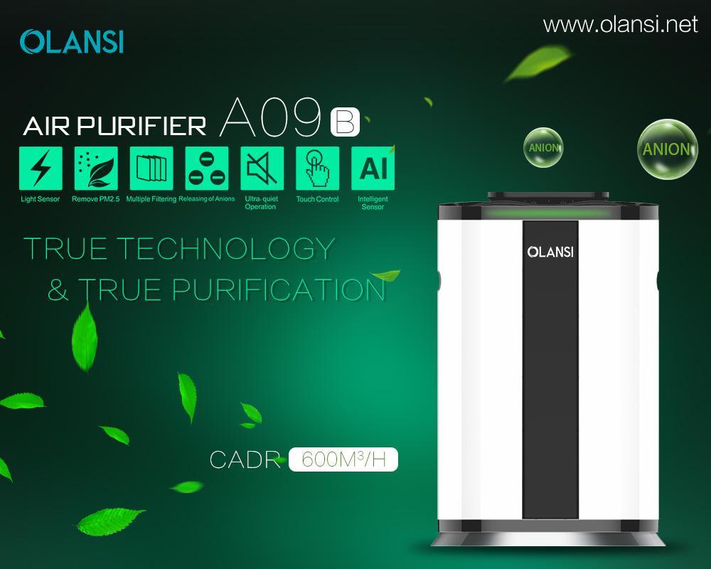Olansi K09B Air Purifier