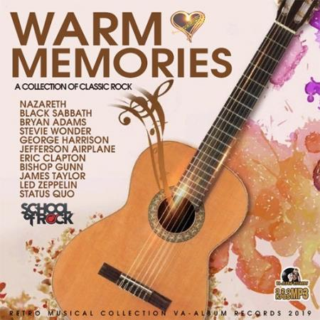 VA -Warm Memories: Collection Classic Rock- 2019-