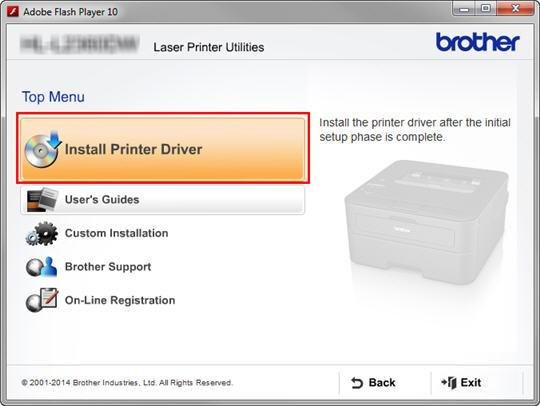 Download Brother DCP-J132W Printer