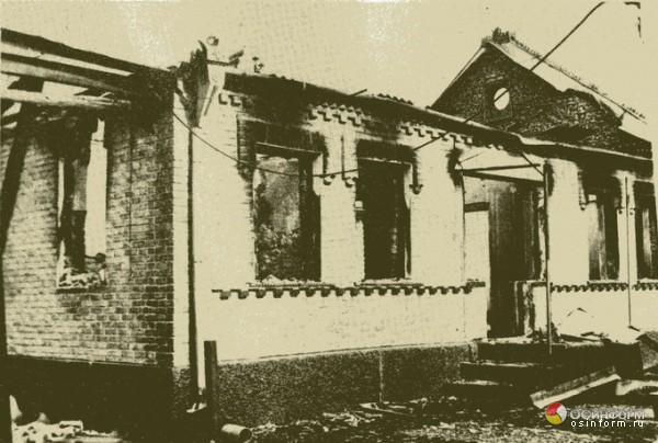 Фото раненных и убитых в конфликте в Пригородном районе Северной Осетии(фото сканированы из брошюры)
