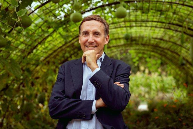Gaël Giraud. © Institut Rousseau