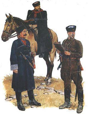 Казаки в Великой Отечественной войне