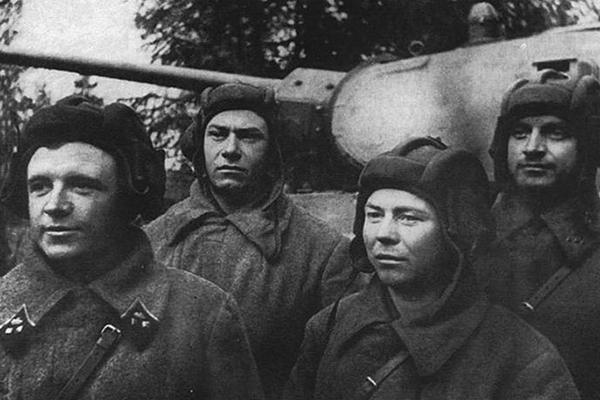 Танковый ас Лавриненко: «Погибать не собираюсь» Великая Отечественная Война, герой, история, подвиг, танк, танкист height=400