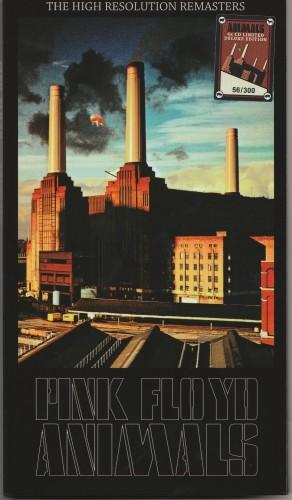 Pink floyd  – Animals   –  [The High Resolution Remasters 4 CD][2017]