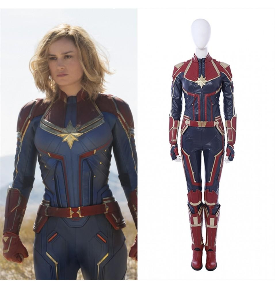 Image result for captain marvel cosplay costumes