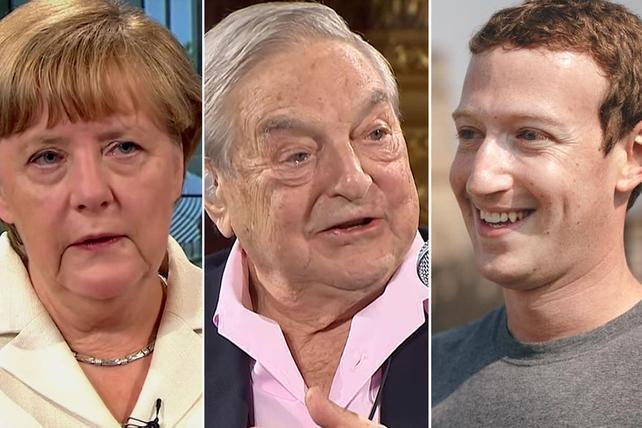 W Polsce wdrażany jest plan polityczny Merkel i Sorosa . Facebook uczestniczy w realizacji tego planu [nasz wywiad]