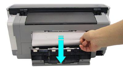 canon printer paper jam