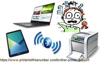 Brother Printer connect