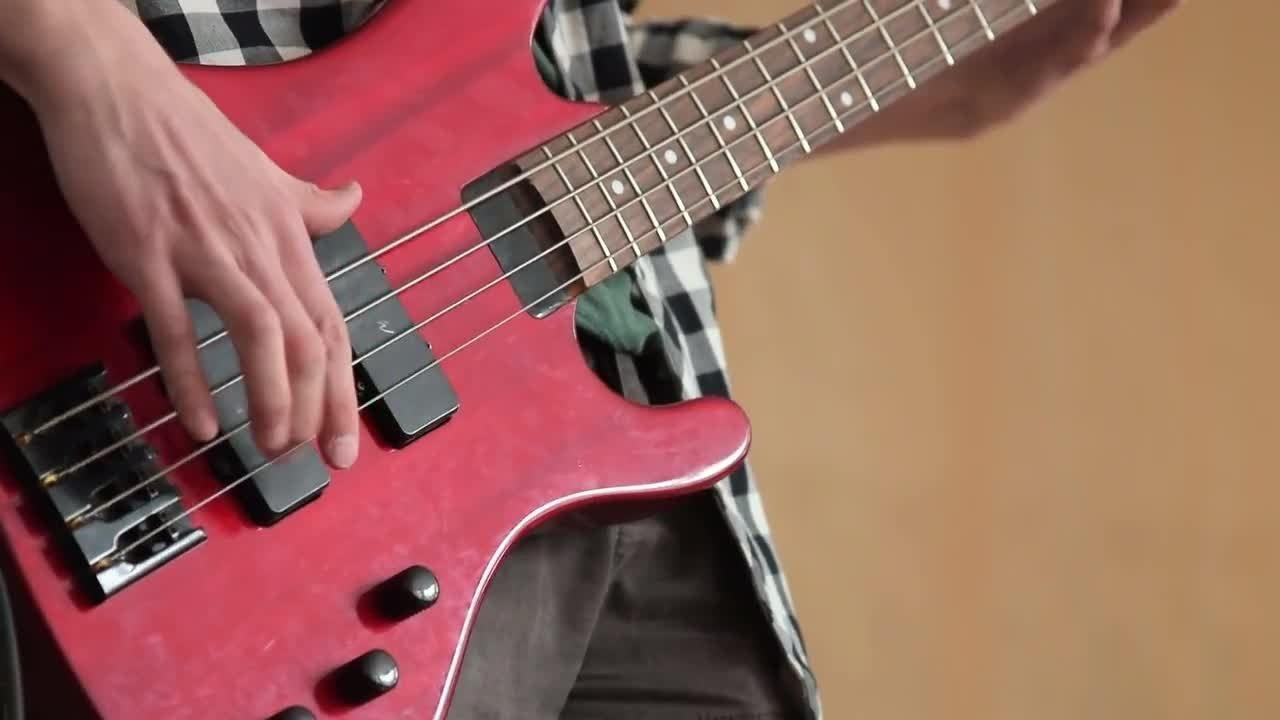 bas gitar nasıl çalınır