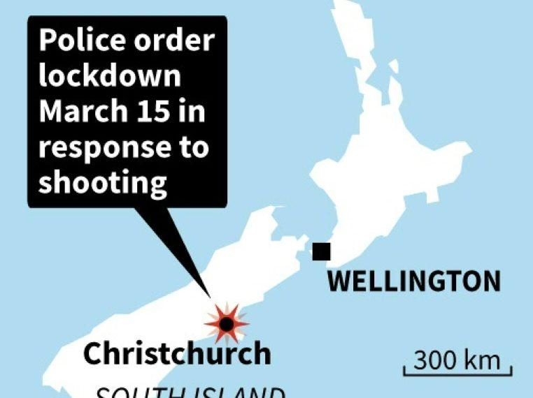 Image result for New Zealand Mosque Shooting