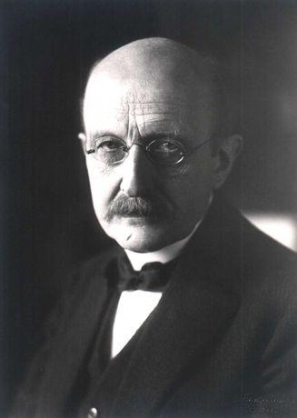 Max Planck (1858 - 1947)