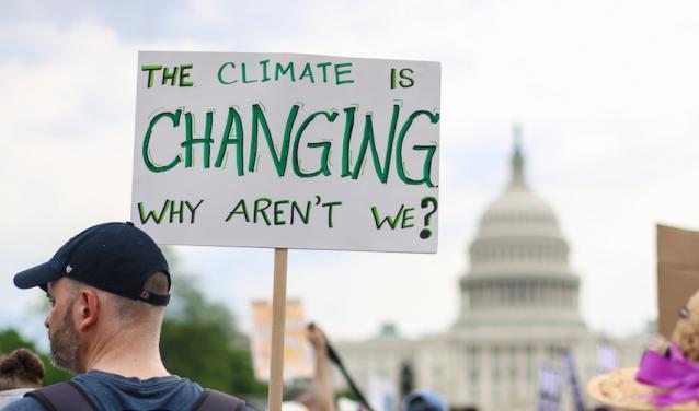 Que fait le monde académique pour le climat ?