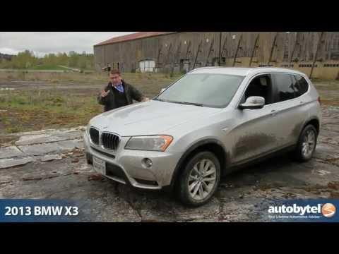 BMW X3 reviews