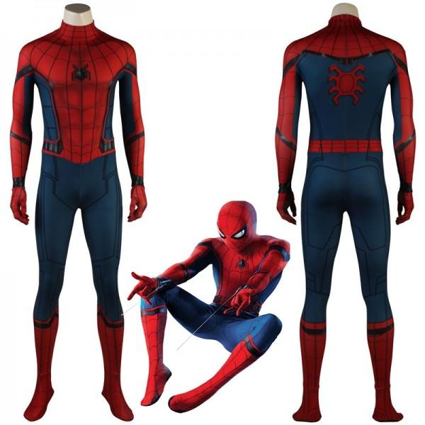 Image result for spider-man homecoming cosplay