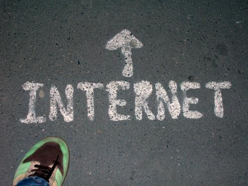Foto: Internet by transCam (via Flickr) CC BY license