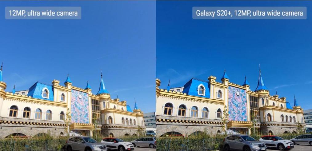 Ultra wide camera - Daylight