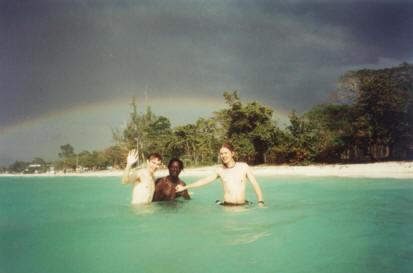 plaża w Negril