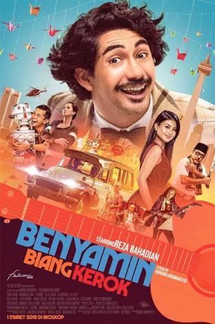 Benyamin Biang Kerok (2018) WEB-DL - Google Drive - 1080p