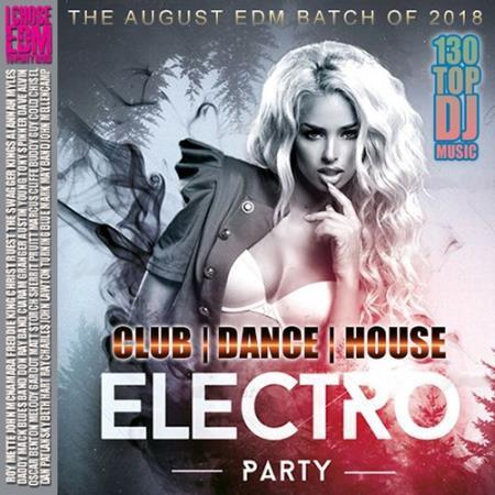 VA – Electro Party: Top 130 DJ – (2018)