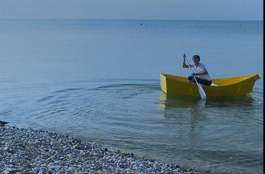 Składana łódź pomysłem na własny biznes.