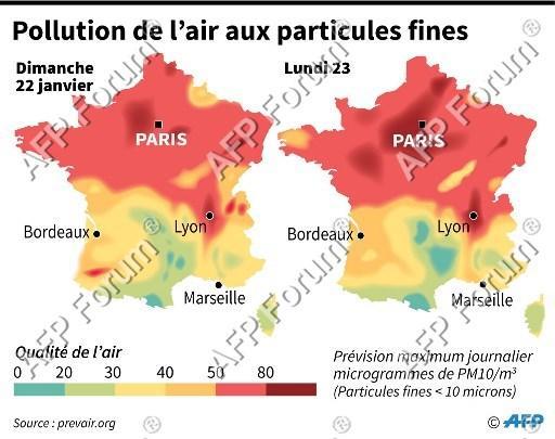 pollution air interieur