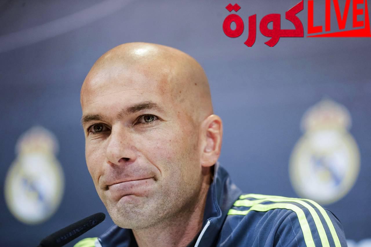 موقف زيدان من اقالة المدرب جوزيه مورينيو مدرب فريق منشستر يونايتد