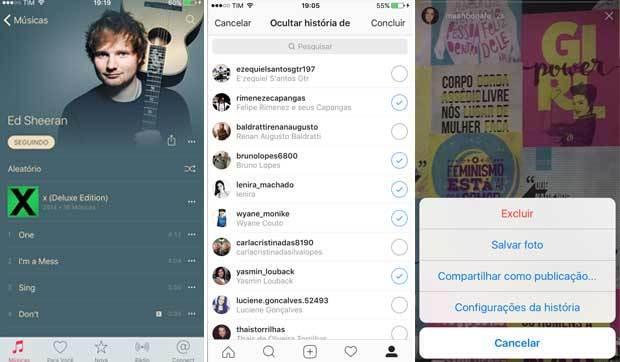 como compartilhar stories de outra pessoa no instagram