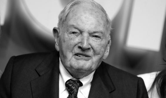 David Rockefeller nie żyje. Miliarder i globalista – walczył z religią i wzywał do depopulacji