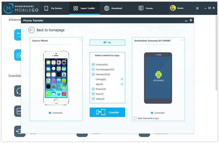 WonderShare Mobilego download
