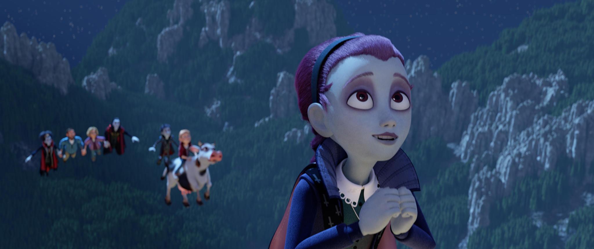 Między nami wampirami - bajka Między nami wampirami - Filmy animowane