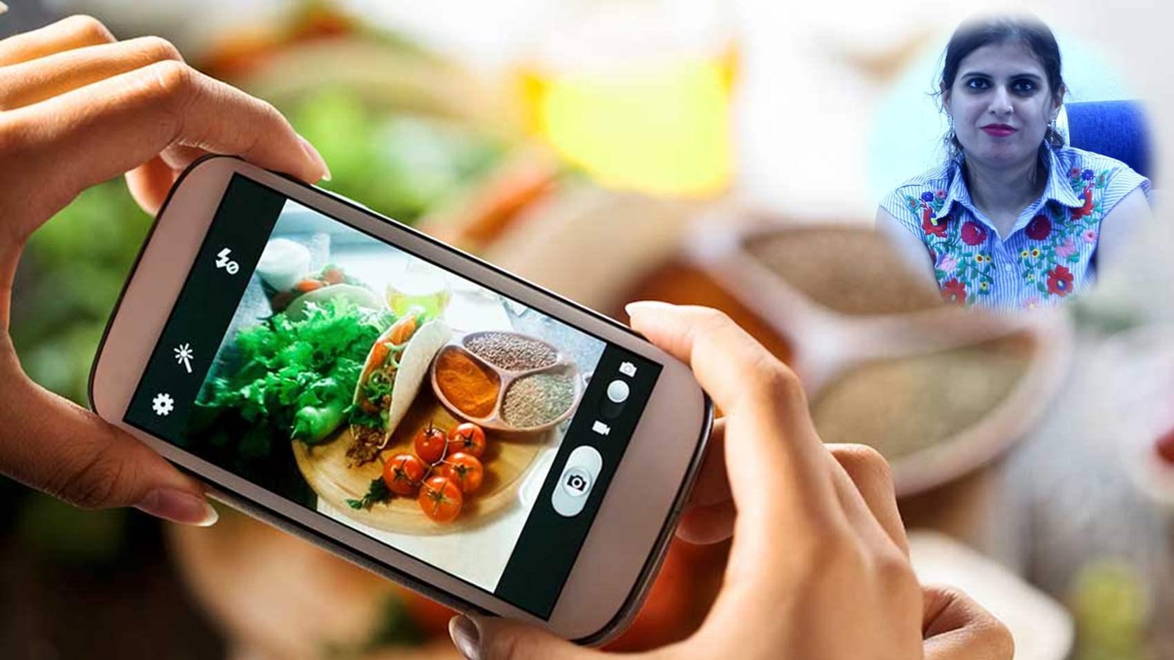 Career in Food Blogging