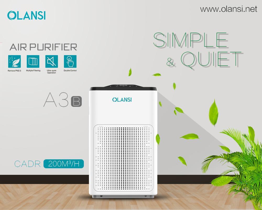olansi A3B air purifier