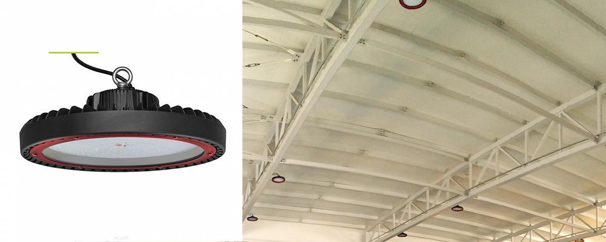 Nowoczesne oprawy przemysłowe LED