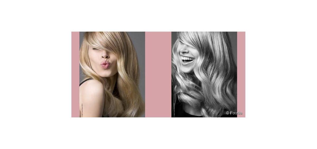 Jak sprawić by włosy były lśniące