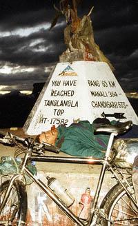 Tanglang La (5300 m n.p.m.)