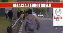 nielegalni imigranci w eurotunelu