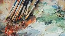 "Malarstwo olejne – ""kuchnia malarska"" – prezenty dla profesjonalistów i hobbystów - Allegro.pl"