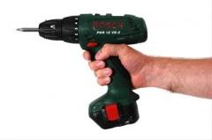 Photo of a Drill