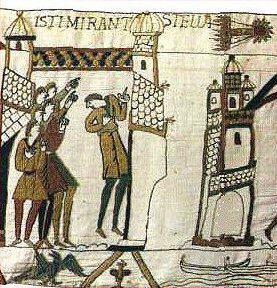 Kometa na tkaninie z Bayeux