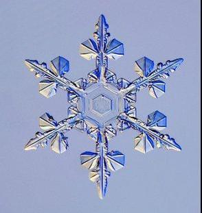 Płatek śniegu 7