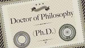 PhD Admission 2021
