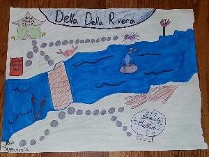 Della Della Rivera Map