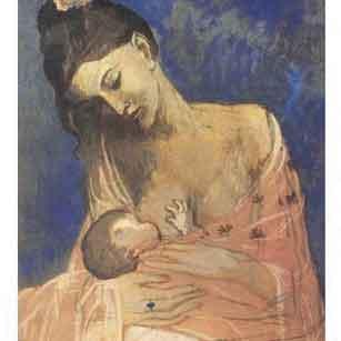 Picasso okres niebieski