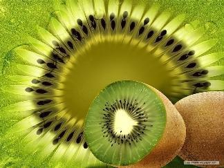 Kiwi Fruit Wallpaper - fruit Wallpaper