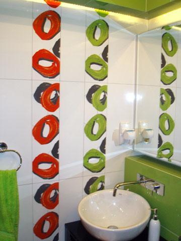 zdjęcie łazienki kolor
