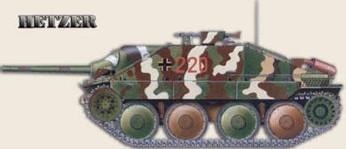 Niszczyciel czołgów HETZER