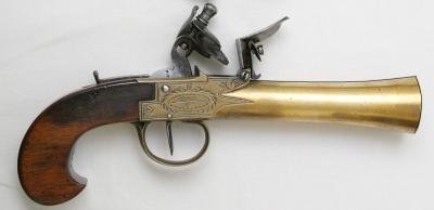 Pistolet - garłacz kliknij aby powiększyć