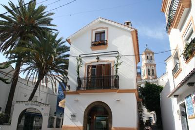 old town of Marbella