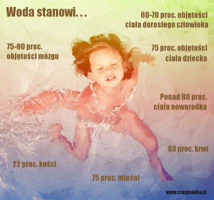 Ile wody jest w człowieku? Fot. allthecolor/Flickr
